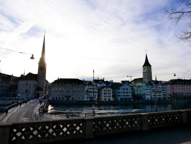 Zooming Around Zurich // Two Days in my Favourite City