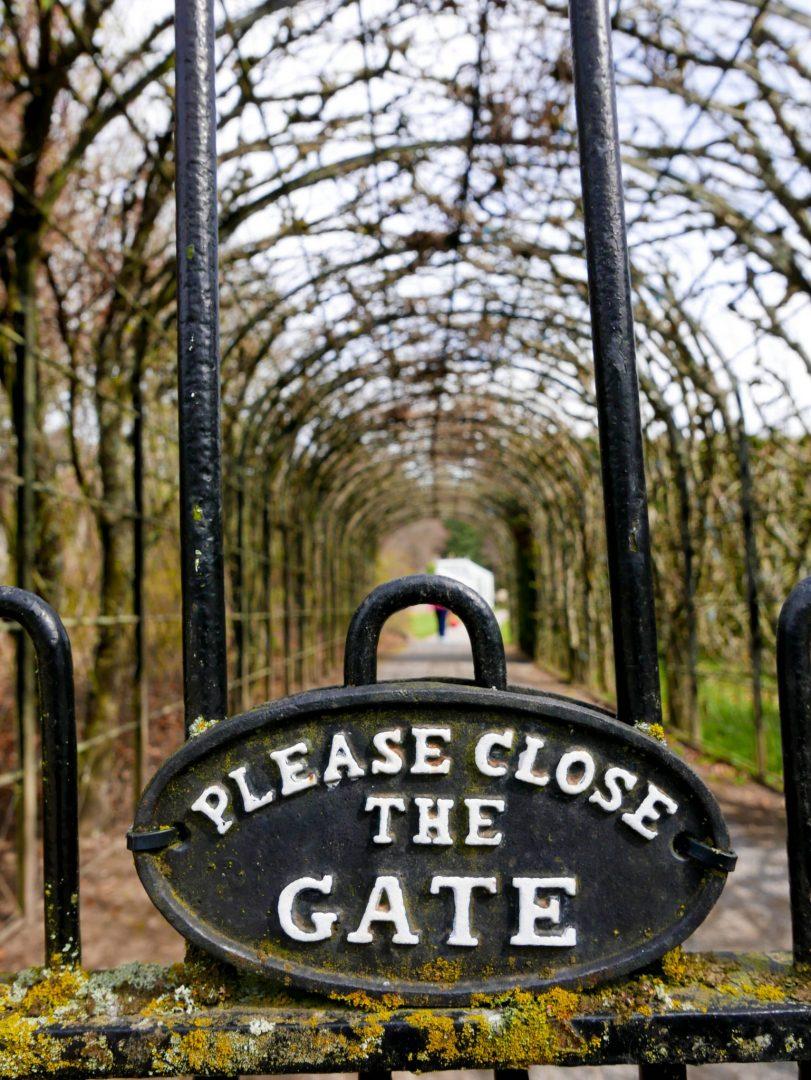 Balmoral Castle Scotland Gardens