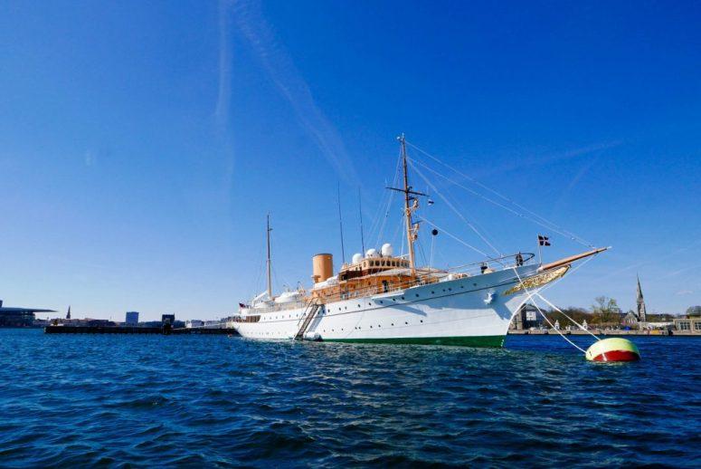 Queen's Yacht Copenhagen