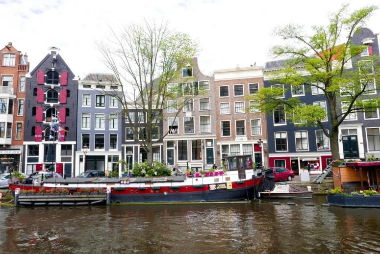 House Boat Amsterdam