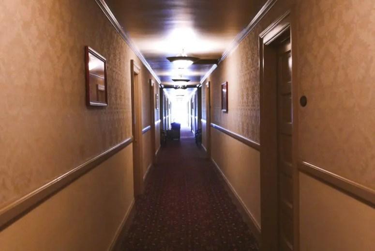 Hallway Stanley Hotel