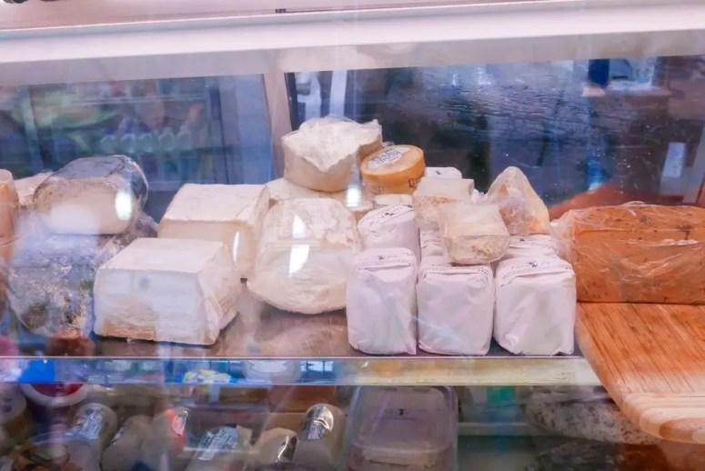 Cheese Eastern Market Washington DC