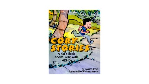 Cory Stories is a great book for ADHD children to read