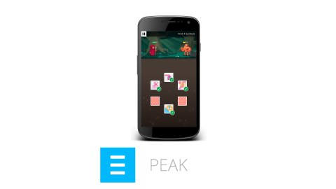 This image shows the ADHD app Peak, which is great for improving productivity