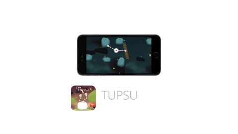 Tupsu, the Furry Little Monster is a great app for kids with ADHD