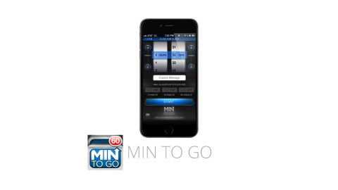 Min to Go is one of the best time management apps.