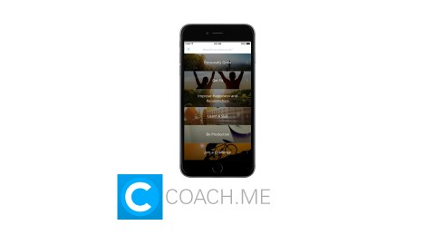 Coach.me is one of the best time management apps.