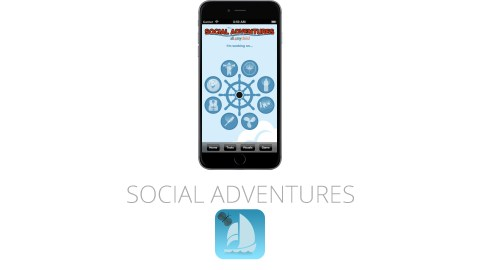 Social Adventures is a great app that builds social skills for children with ADHD