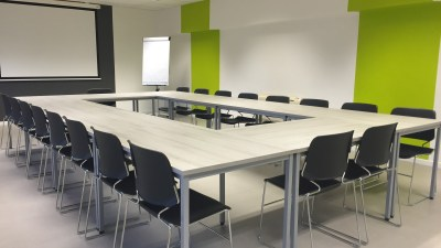 College classroom for a student with ADHD testing out of courses