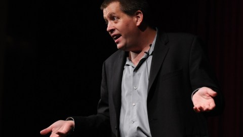 Peter Shankman, one of the many celebrities with ADHD.