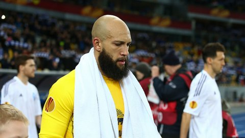 Soccer star Tim Howard recently became a World Cup hero after breaking the record for the most saves in a match (16), but it was not an easy road to international stardom. At a young age, Howard began displaying strange behaviorsthat included rituals and rhythmic tapping. At age 11, he was diagnosed with ADHD, OCD, and Tourette's syndrome. Though he still follows a ritualistic pattern in putting on his soccer gear, once he hits the field all his attention problems and compulsions melt away.