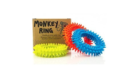 Monkey ring is a great product for fidgety children with ADHD