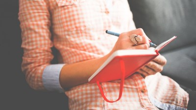 Journaling is one way to build self-esteem for adults with ADHD