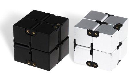 Infinity Cube Luxury Fidget
