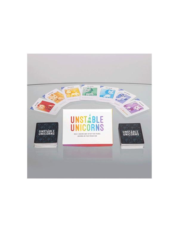 unstable unicorns game