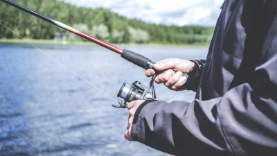 Fishing can be a great hobby for people with ADHD