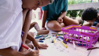Art therapy for kids with ADHD