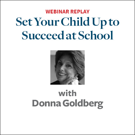 Set Your Child Up to Succeed at School2