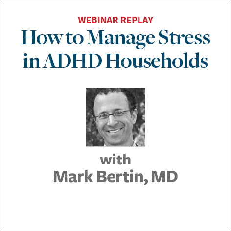 How to Manage Stress in ADHD Households