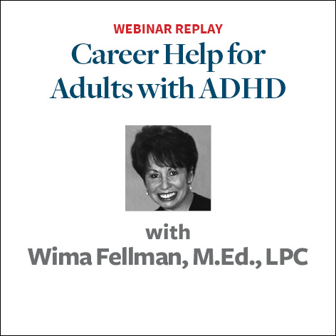 career help for adults with adhd