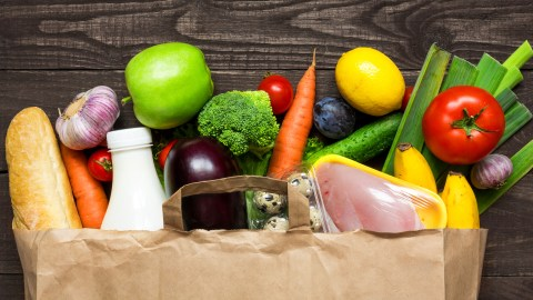 Natural Adhd Treatment Add Food Rules What To Eat Avoid Healthy Foods Grocery Bag