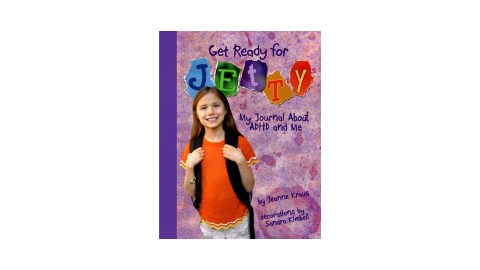 Get Ready for Jetty is a great book for ADHD children to read