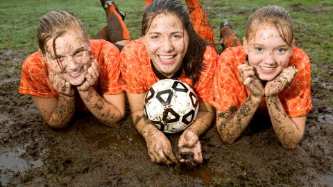 Sports and activities for kids with ADHD: soccer
