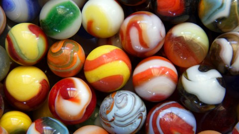 Iced marbles are a creative way parents get kids with ADHD out of bed in the morning.