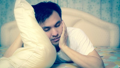 Some ADHDers sleep, but never enter the rapid eye movement (REM) phase when dreams occur and the body is refreshed.