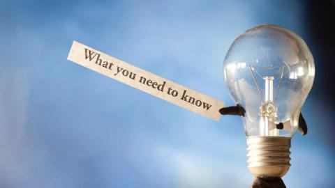 A light bulb shedding light on ADHD