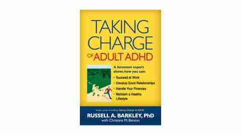 Taking Charge of Adult ADHD is a great book for people who have been recently diagnosed with ADHD