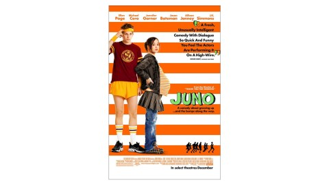 Juno from the movie Juno is a great character with ADHD