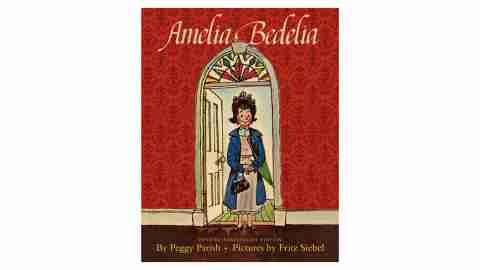 Amelia Bedelia is a fictional character with common ADHD characteristics