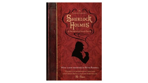 Sherlock Holmes is a fictional character with common ADHD characteristics