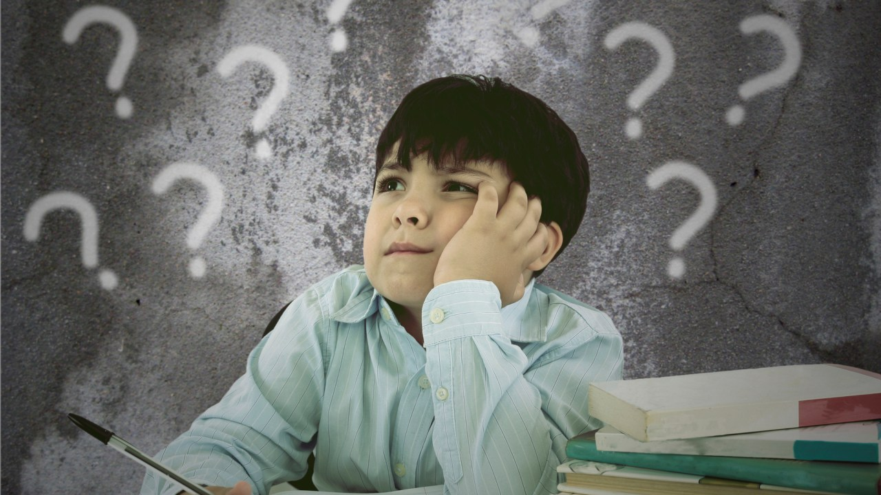 A child with adhd who is struggling in class and might be starting to hate school.