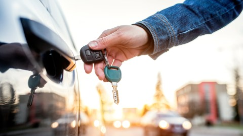 How do you know if you have ADHD? Lost car keys.