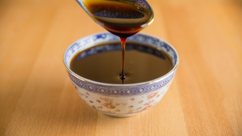 Slow like a bowl of molasses - a metaphor for what it feels like to have ADHD