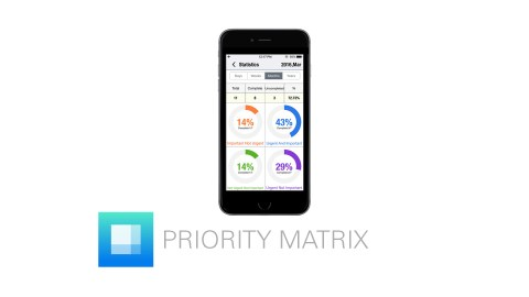 Priority Matrix is one of the best time management apps.