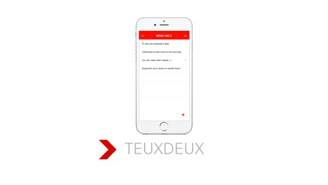 TeuxDeux is one of the best time management apps.
