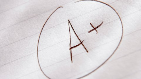 Shame can make people with ADHD strive for perfection, to want an A+ on everything.