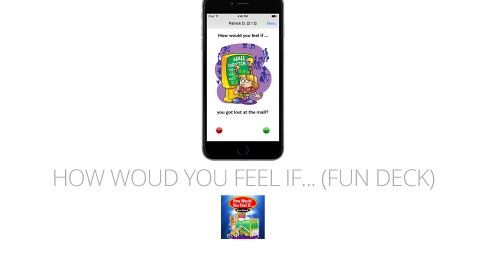 How Would You Feel If is a great app that builds social skills for children with ADHD