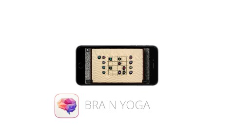 Brain Yoga is a great app for people with ADHD