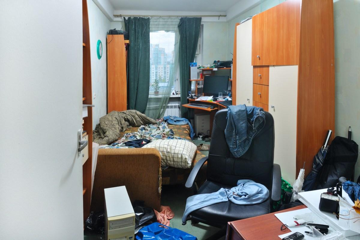 Cluttered ADHD Bedrooms: Get Your Teen or Tween Organized