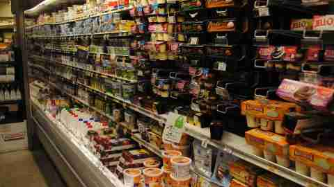 Decision making can help make grocery shopping easier.