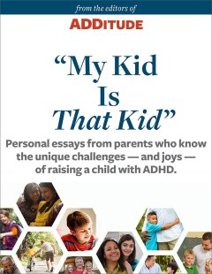 Essays by parents of children with ADHD