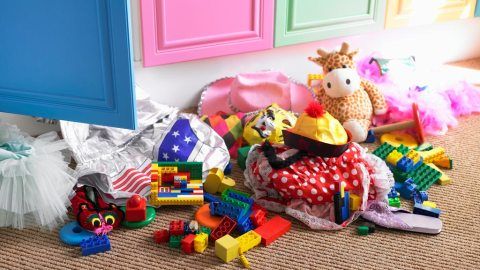Declutter Clean Up Easy ADHD Organization Tips