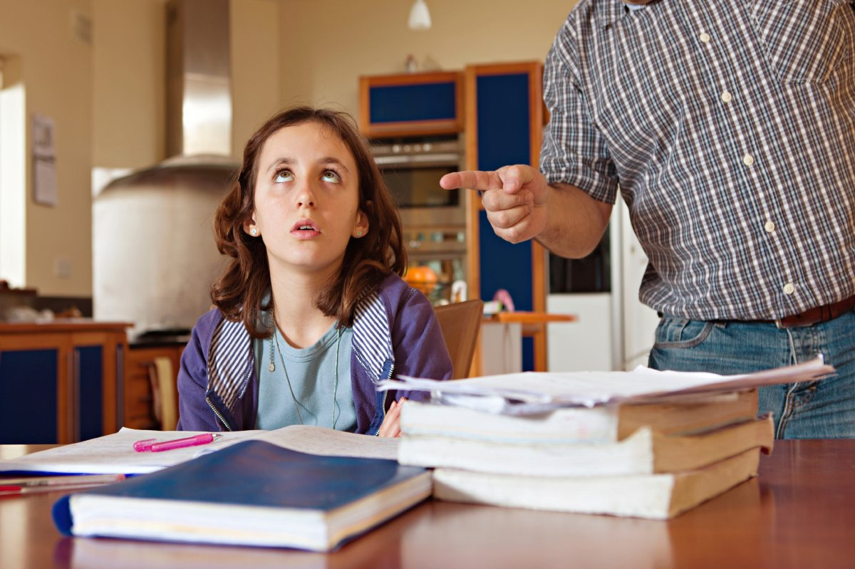 stop fighting a teenager parenting plan