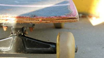 Skateboard Accident