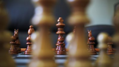 Help your child strategically stand up to bullies like game of chess