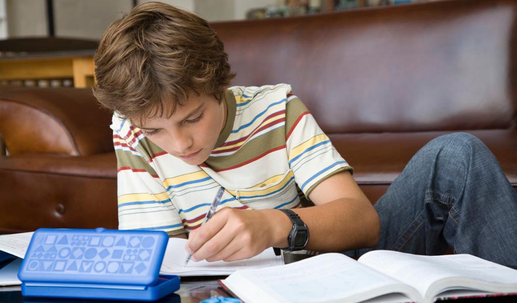 My Son Melts Down & Cries During Homework